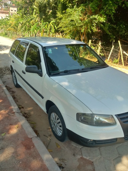 Volkswagen Parati 1.6 Trend Total Flex 5p 2008