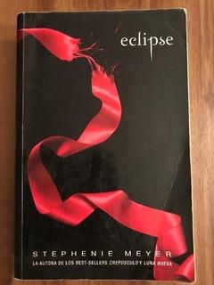 Libro Eclipse De La Saga Crepusculo (leer Descripción)