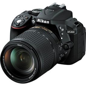 Nikon D5300 + 18-140mm F / 3.5-5.6g Ed Vr Recibo E Garantia