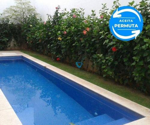 Imagem 1 de 27 de Casa Com 4 Dormitórios À Venda, 420 M² Por R$ 2.600.000,00 - Alphaville - Santana De Parnaíba/sp - Ca0324