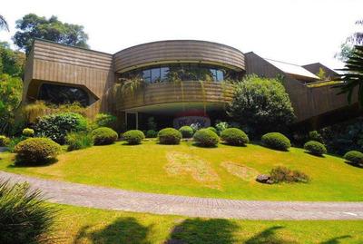 Casa Residencial Para Locação, Chácara Flora, São Paulo - Ca0082. - Ca0082