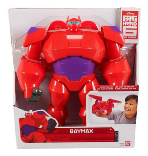 Muñeco Big Hero 6 Figura Baymax Articulado 20 Cm Original