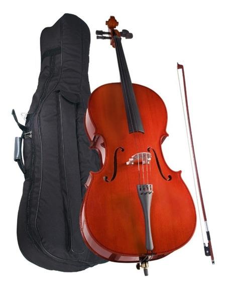 Violoncelo Cello Mavis 6011 Vários Tamanhos