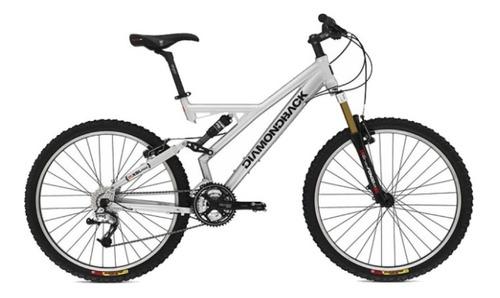 Bike Bicicleta Diamondback 26 Xsl Trail Prata Tam 16