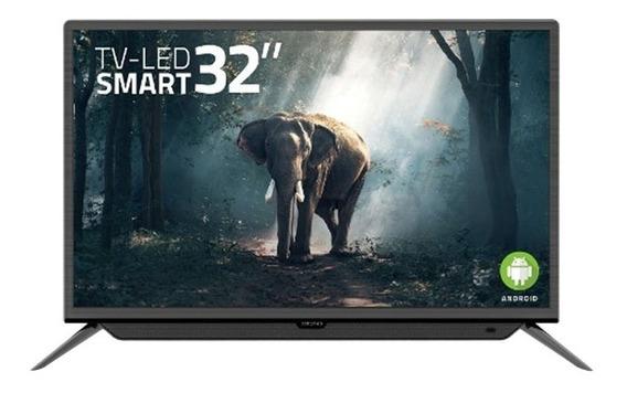 Tv Xion 32 Smart Con Barra De Sonido Yanett