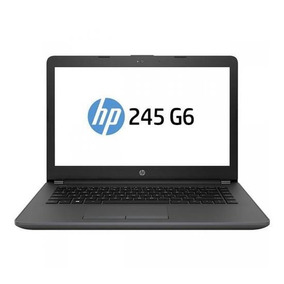 Notebook Hp 245 G6 - Amd E2 1.5 Ghz / 4gb Ram / 500gb