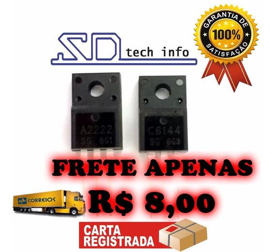 Par Transistor C6144 E A2222 Da Epson L355 L210 L365 Xp214