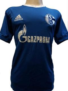 Camisa Schalke 04 2018 Lançamento