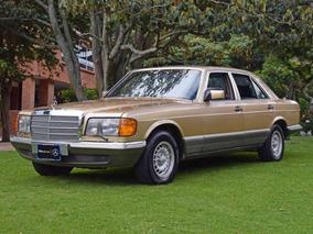 Mercedes Benz 280 Clase S 1982