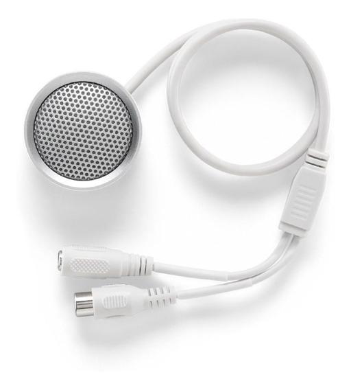 Microfone Para Cftv, Area De Captura 70m² Mic 3070 R