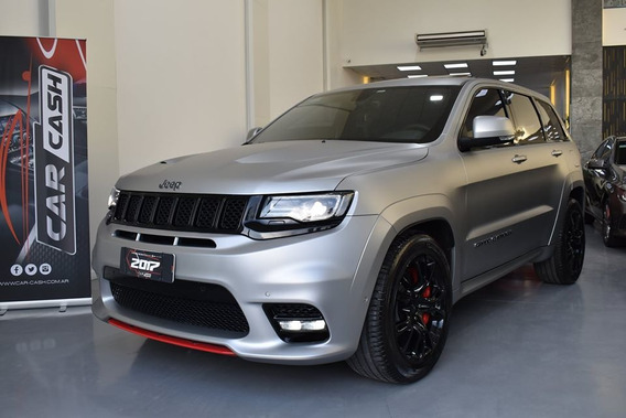 Jeep Grand Cherokee 6.4 Srt Atx 465hp At - 2017