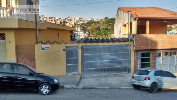 Casa Residencial À Venda, Chácara Santa Maria, Itapecerica Da Serra. - Ca0142