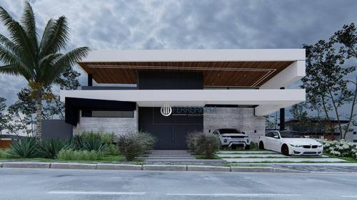 Imagem 1 de 9 de Casa Com 3 Dormitórios À Venda, 297 M² Por R$ 2.000.000,00 - Condomínio Residencial Colinas Do Paratehy - São José Dos Campos/sp - Ca2374
