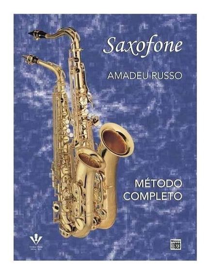 Metodo Completo De Sax Amadeu Russo