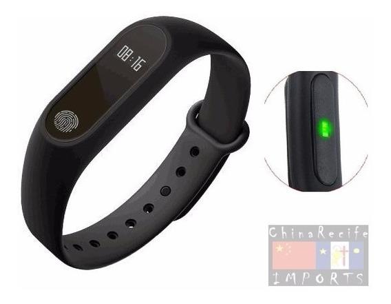 Smartband M2 Bluetooth 4.0 Caloria,batimento Cardiaco