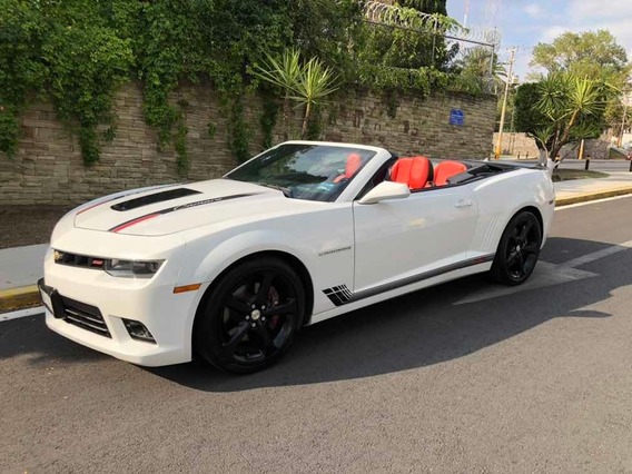 Chevrolet Camaro 2015 6.2 Convertible Ss V8 At