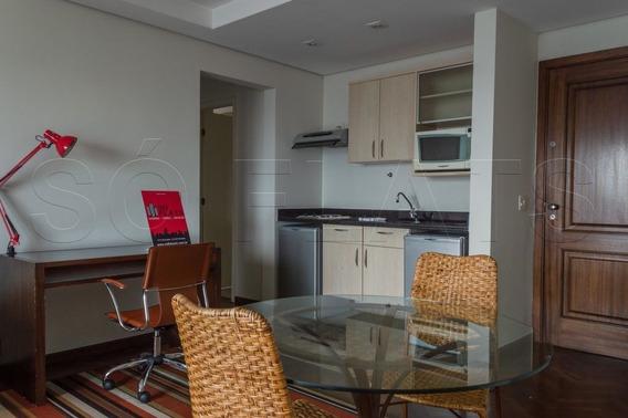 Apartamento Em Pinheiros Para Locação, Próximo Ao Hospital Das Clinicas, Av. Rebouças E Paulista - Sf26832