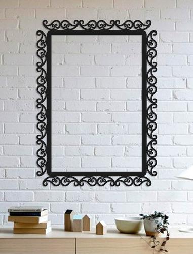 Quadro Decorativo Parede Porta Retrato 05 60cm