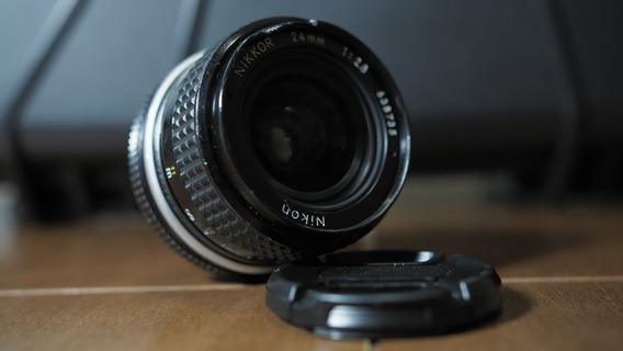 Nikon 24mm 2.8 Manual