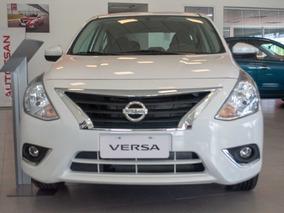 Nissan Versa 1.6 Exclusive At 0km Bonificado La Mejor Opcion