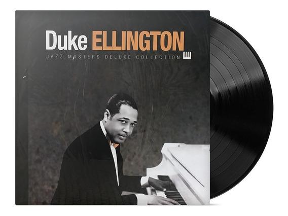 Duke Ellington - Jazz Masters Deluxe Disco Vinilo Sellado Lp