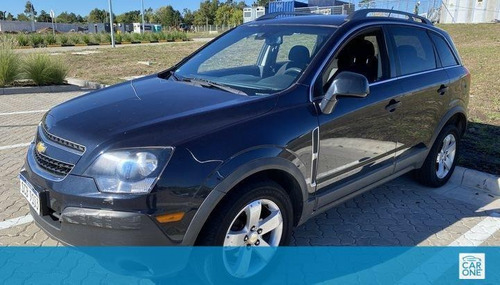 Chevrolet Captiva Sport 182hp 2.4 2016