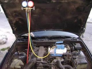 Carga Aire Acondicionado R134 Gas Ecologico Autos Oferta