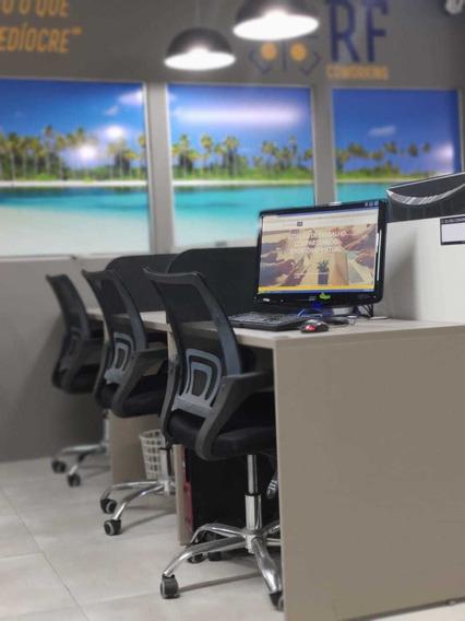 Sala Comercial Coworking Auditorio Escritório Virtual Fiscal