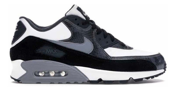 Sneakers Originales Air Max 90 Python Gris Original