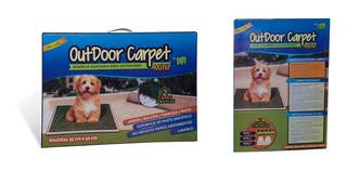 Bandeja Sanitaria Perros Paño Pet Outdoor Carpet Mini 35x50c