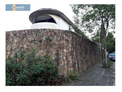 Imagem 1 de 14 de Casa Com 6 Dormitorios, 4 Suites, 10 Vagas, 800 Mts De Área Útil - Pc100906