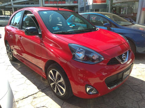 Nissan March 2017 5p Sr L4/1.6 Man