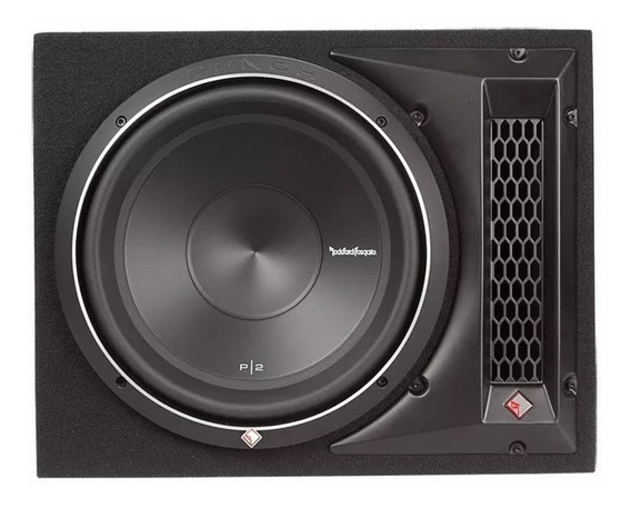 Caja Rockford Subwoofer 12 400w.rms Tuning P21x12