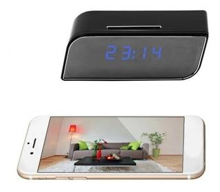 Relógio Câmera Escondida Espião Câmera Wifi Celular Original