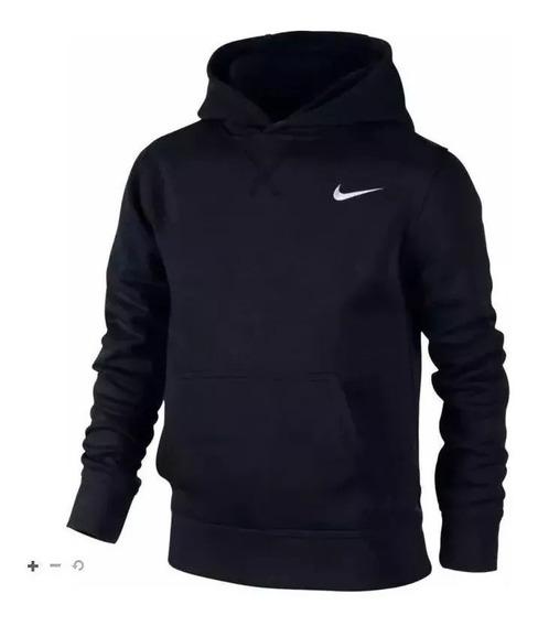 Moletom Com Capuz Blusa De Frio Nike Top 100% Promoção