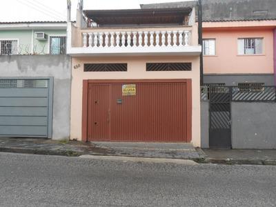 Sobrado Para Locação Anual No Jardim Peri Em São Paulo - Sp - 2509