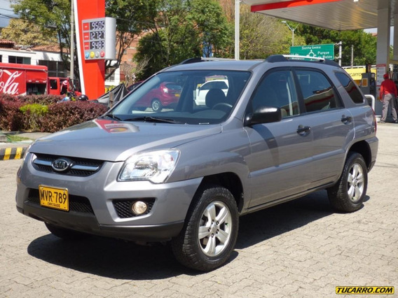Kia New Sportage Lx Mt 2.0 4x2