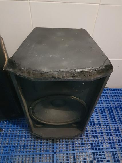 Caixa De Som Passiva Oneal R$400,00 Avaria No Tampo De Cima