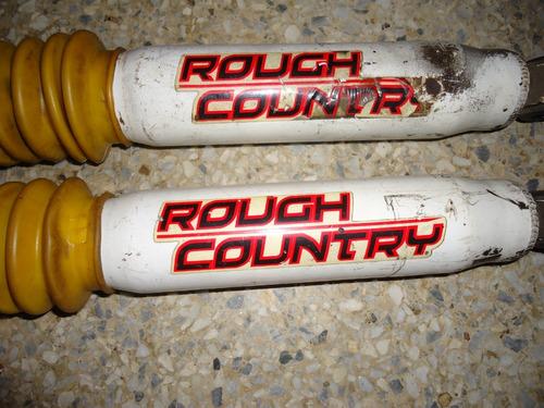 Amortiguadores Rough Country