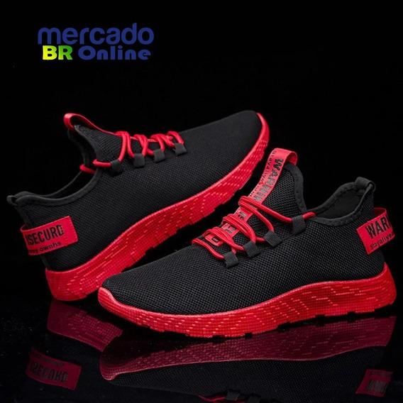 Tênis Respirável Confortável Da Moda Top Para Caminhada