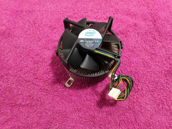 Fan Cooler Marca Intel Para Procesador De Computadoras