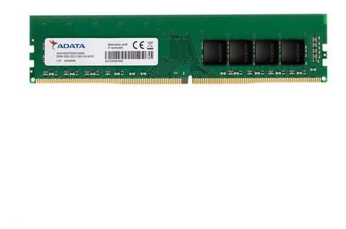 Memoria Ddr4 16gb 3200mhz 16gx16 U - Dimm Adata