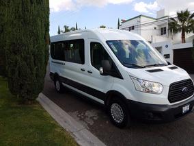 Ford Transit 2.2 Diésel 4 Cil Bus 15 Pax Mt Nueva 2000 Km