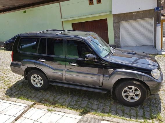 Terracan 2.5 2006 8v Turbo Diesel Automático