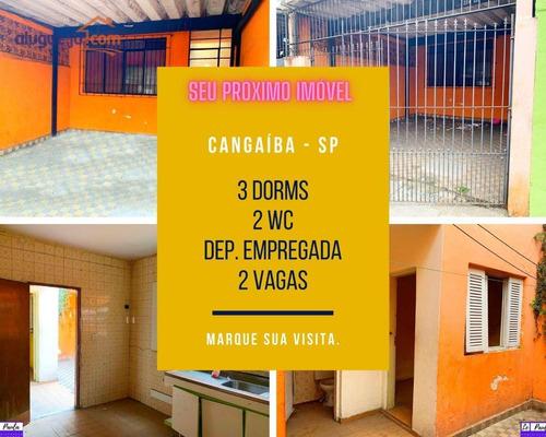 Sobrado, 3 Dorms, À Venda, Cangaíba, 118 M² Por R$ 250.000,00 - So1554