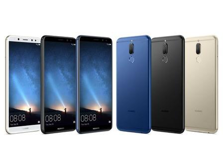 Huawei Mate 10 Lite/ 64gb/4gb 13mp+12mp Envío Gratis