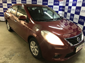 Nissan Versa Sl 1.6 16v Flex Fuel Mec. 4p 2013