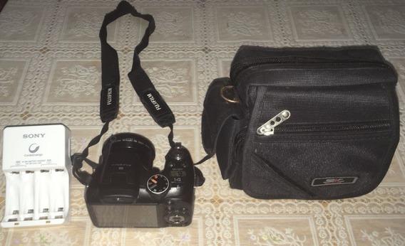 Maquina Digital Semi Profissional Fujifilm Hd