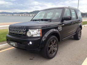 Land Rover Discovery 4 S 2.7 4x4 Tdv6 Diesel Aut.
