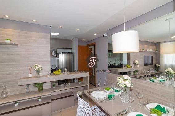 Apartamento Com 2 Dormitórios À Venda, 42 M² Por R$ 213.147 - Parque Industrial - Campinas/sp - Ap1265